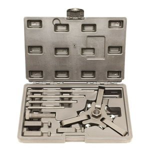 Harmonic Balancer Puller kit Removing Crankshaft Repairing Tool Set For GM Cadillac lacrosse Buick Chrysler Dodge