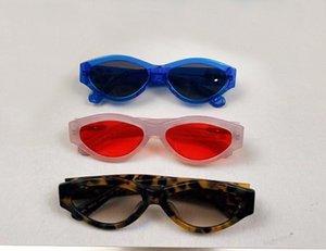Gafas de sol Pequeñas Gafas de sol Rosa Red Gafas de Sol Unisex Moda Gafas de sol Calidad superior con caja