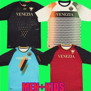 21 22 22 Венеция ФК Футбол Футбол Дом Арамус Фердилино Перетц Heymans Tessmann Crnigoi 2021 2022 Mariano Johnsen Mazzocchi Футбольные футболки Adukt Kids Kit