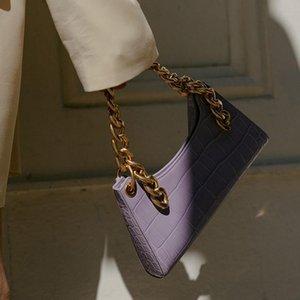 HBP New Bag Chain Handbag Shoulder Crocodile Atmuq Messenger Lattice Quality Designer High Wallet Pattern Texture Fashion Uvonq