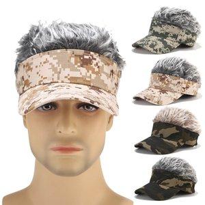 gorra de béisbol camo sombrero caliente venta peluca masculino calle tendencia gorra femenino ocio sombrero de golf envío gratis