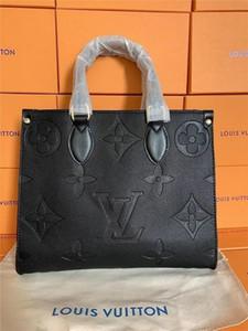 Diseñadores Nuevas para mujer Bolsos de cuero bordados Diamante Bolsa de hombro de lujo Big Bolsos Embrague de alta calidad de alta calidad.