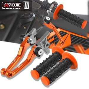 Motorcycle Brakes Motocross Non-slip Hand Grips Handlebar Dirt Bike Brake Clutch Levers FOR 250XCFW 250 XCF-W 2014 2021 250XCF-W