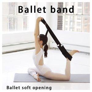 Ball Ballet Ball Ballet Soft Apertura Band Dance Training Belt Belt Girls Stretching Ballet Band Yoga Flexistricet J0115