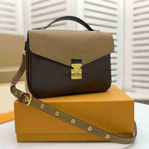 s High quality POCHETTE METIS Fashion one shoulder bags womens Handbag Purse mini Messenger bag