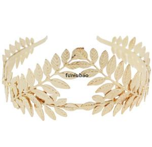 High New Fashion Leaf Headband ,Popular Street Style In Europe And America ,Beautiful Princess Hair Accessories ,Bridal Crown Headband Wy1