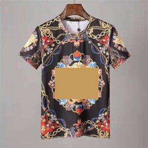 FF Летняя мода дизайнер футболки для мужчин Топы 2021 Письмо Вышивка Polos T Рубашка Мужская Женская Одежда Короткая Рукана Футболка M-XXXL