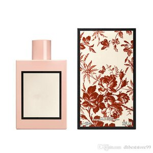 Women Perfume For Woman Spray 100ml White Fower Green Leaves Strong Fruity Floral Fragrance EDP EDT High Quality and Fast Free Delivery
