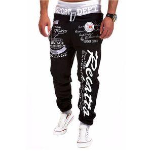 Мужские брюки для гольфа Weatpants Hip Hop Joggers Cargo повседневные моды печатные брюки уличные одежды Pantalones Hombre