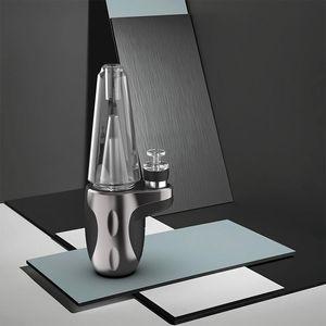 Original ehookah head Exseed Dabcool W2 Dab Rig Wax Concentrate Vaporizer Temperature Control Device 1400mAh Vape Enail 100% Authentic