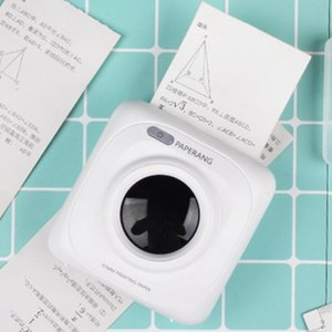 Mini Bluetooth Thermal Picture Photo Pocket Printer for Mobile Phone for Android Smart Phone Office and School Supplies