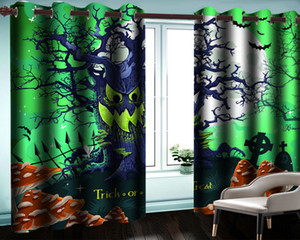 Fairy Tale Mushroom Forest 3d Curtain 3d Modern Blackout Curtain Window Living Room Bedroom Beautifully Decorated 3d Curtain