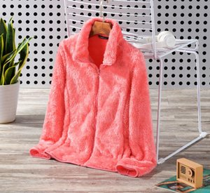 Hot selling spring  autumn women Fleece Jackets Coats High Quality Brand Windproof Warm Soft Shell Sportswear Coats SIZE M-4XL