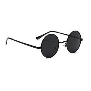 Polarized Round Sunglasses Trends 2021 Fashion Men's Sun Glasses Unusual Brands Luxury Imitation Vintage Style Shades Vogue