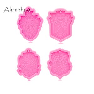 Glossy Snake Resin Mold, Mould Craft Keychain, Silicone Mold For Epoxy Resin Jewellery Making