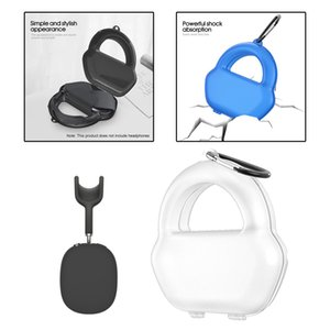 Case for AirPod Max Headphones, Replacement Protective Hard Shell Travel Carrying Bag with Room for Smart Case and Accessories Storage