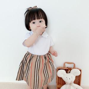 High quality Baby Girl Dress 2021 Summer Cute Kids Girls Dress Children birthday party clothes 6-36 Months