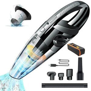 Vacuum Cleaners Cordless Handheld, Car Cleaner, Powered By Strong Motor, Quick Charging Tech, For Home And Cleaning