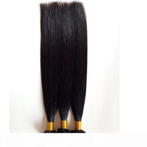 Best Selling human hair extension Brazillian Peruvian Hair 8-26inch natural colour Straight Soft and smooth China supplier retail stores