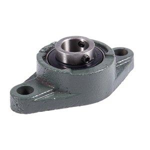 Bearings FL204 20mm Bore Self-aligning Flange Bearing UC204