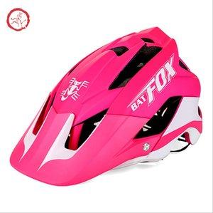 Batfox / casque Beaver Casque de vélo intégré Helmet de vélo de vélo de montagne F-659 PC + EPS AQHI005