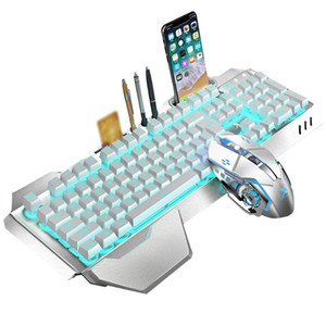 K680 Gaming keyboard and Mouse Wireless keyboard And Mouse Set LED Kit Combos