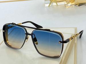 Occhiali da sole Designer Popolare di alta qualità per donna MAN Square Frames Luxury Plate Metal Combinazione UV400 Protezione Protezione Eyewear Eyewear Souniner