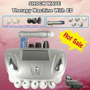 2021 портативная низкая интенсивность Ed Shockwave Therapy Therapy Machine / акустическая волновая терапия ударная волновая терапия Машина для лечения ED и тело лечить боль
