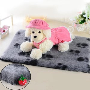 Kennels & Pens Pet Creative High Quality Home Blanket Nonslip Indoor Soft Warm Dog Cat Sleeping Bed Mat Cage Cushion S-XL
