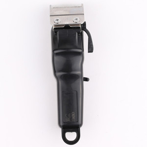 Christmas Gift 8148 Magic Metal Hair Clipper Electric Razor Men Steel Head Shaver Hair Trimmer Red