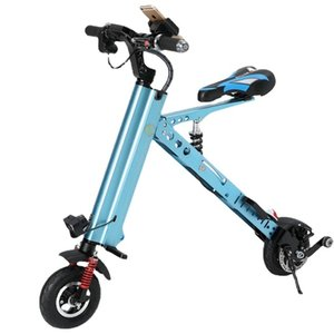 New portable adult outdoor scooter folding electric vehicle