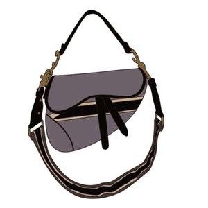 Caixa original 2021 Sacos ao ar livre Luxurys Designers Crossbody Bag Bolsa Moda Damier Carteira Clássico Zíper Bolso Pallas Bag Titular Bolsas