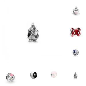 100% 925 Sterling Silber Birthday Amily Fun Castle Ballon Charme Bogen Teetasse Tai Chi Koffer Perlen limitierte Edition 1 R2
