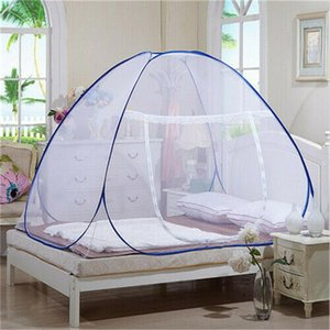 Mosquito Net Portable Up Camping Tent Bed Canopy Twin Full Queen King Size Play