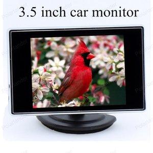 새로운 3.5 인치 디지털 컬러 TFT LCD Rearview Car Monitor 주차 대역 백업 카메라 차량 운전 액세서리 뜨거운 판매