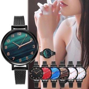 Wristwatches Ladies Small Band Clock Luxury Women Watches Fashion Diamond Female Quartz Relogio Feminino Zegarek Damski