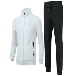 Mens Sweater Suits Tracksuits Mens Sweatsuit Sports Terno Mulheres Jogging Jaqueta Sweetshirt Conjunto e Calças Mens Hoodie Sportswear
