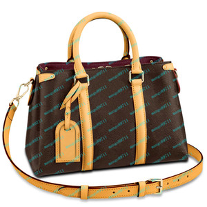 Womens Tote Taschen Handtaschen Geldbörsen Leder Umhängetaschen Mode Handtasche Geldbörse Gold Hardware Zubehör Frauen Reisetasche 44816 Tragetaschen