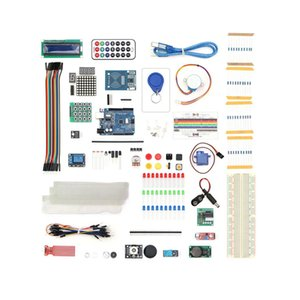 RFID Комплект стартера для Arduinos R3 Обновленная версия Учебная Комплект Люкс с сенсорным модулем Подарок