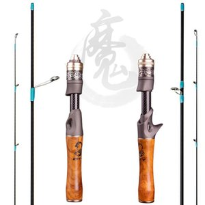 Rod Reel Combo Fishing And Combos-Carbon Spinning Casting Travel Lure With UL Power 1.37m 1.50m 1.68m For