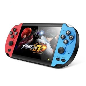 Accessories 4.3 Inch Screen Video Games Muitifuction Mini Handheld Game Console 8GB Support For PSP Built-in 10,000 Kinds Of