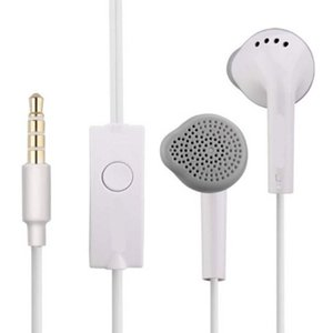 Wired Earphones With Mic In Ear Headphone Headset Stereo Earbuds For Phone PC PS4 Computer Corded Volume Control s5830