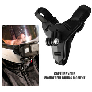 Motorcycle Helmets Helmet Chin Stand Mount HolderAction Sports Camera Holder Accessories For Hero 7 5