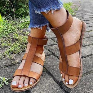 Buckle Strap Velvet Shoes Large Size Clear Heels 2021 Sandals Suit Female Beige Suede Big New Girls Black Low Summer Fashion Com