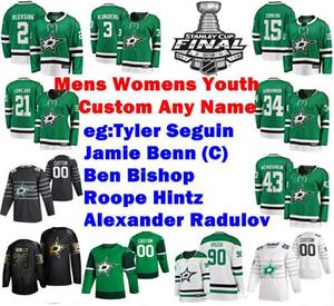 2020 Invierno Clásico Dallas Estrellas Hockey Jerseys Roman Pacak Jersey Andrej Sekera Anton Khudobin Alexander Radulov Seguin Custom Steins