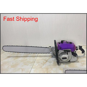 Free Shipping Garden Tools 070 Gasoline Chainsaw 105cc Cutting Wooden Machine Chain Saw qylInX sports2010