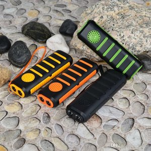 Torcia elettrica a LED a pagamento USB portatile per Hunding, pesca e escursionismo Banca della torcia elettrica multifunzione con altoparlante Bluetooth