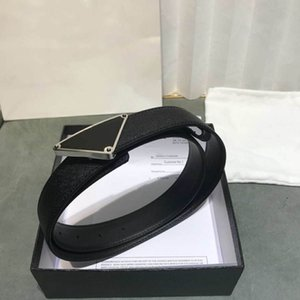 Belt for Man Woman Fashion Letter Design Men Womens Belts Genuine Cowhide 9 Color High Quality with Box
