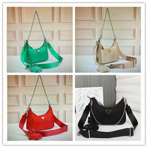 Brand new series handbag Re-Edition 2pcs set Wholesale canvas hobo for women shoulder bag