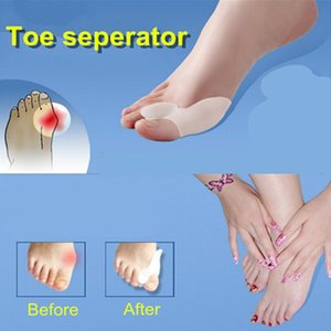 Feet Foot Care Fingers Toe Separator Stretchers Alignment Bunion Pain Relief Separate Toes Valgus Adjuster Pedicure